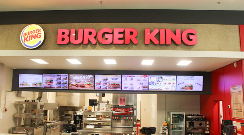 Burger King's IPO
