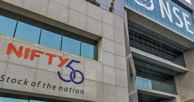 Sensex rises 282 and Nifty rises 86 points in stock markets