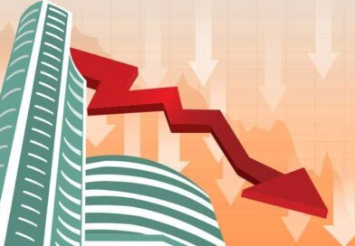 Sensex falling | Stock markets at a los